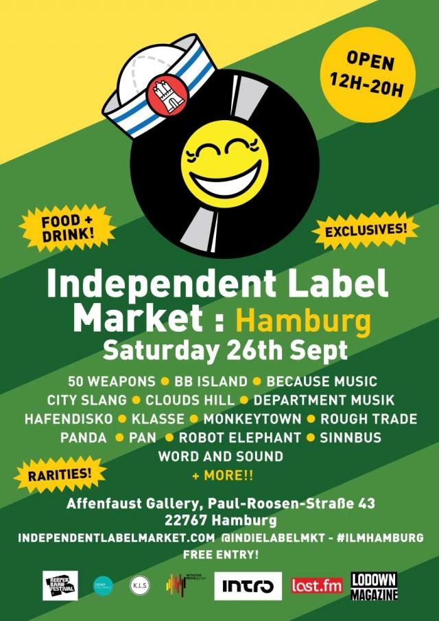 HAMBURG – Independent Label Market